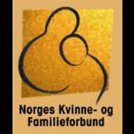 Norges Kvinne- og familieforbund. Logo.
