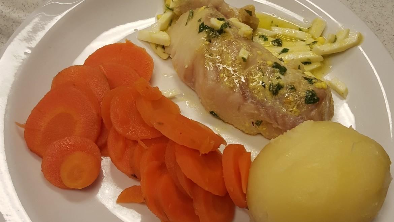 Eggende fisk på en mandag !